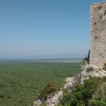 Castelmarino tower and view