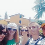 Volunteers of Legambiente Prato