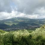 Val di Bisenzio. Panorama of Vaiano