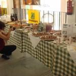 Legambiente's buffet at Cascina Triulza - EXPO milan