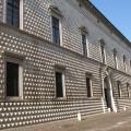 "Ferrara, Palazzo dei Diamanti. Pic by Flickr User ""Ho visto nina volare"""