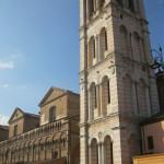 Ferrara, bell tower