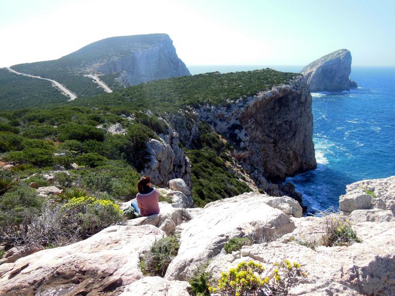 Sardinia, Capo Caccia, pic by Zsombor
