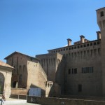 The fortress of Vignola