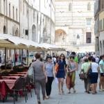 Perugia, street view