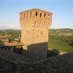 View from the Pennello tower