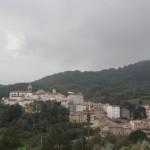 Castel del Giudice view