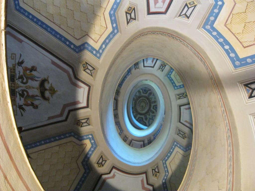 Vignola, Barozzi staircase