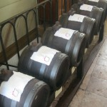 Vignola, Barrels of balsamic vinegar