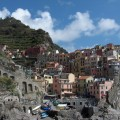 Manarola, Cinque Terre, by Flickr User Chris Muenzer