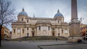 Rome, Santa Maria Maggiore by Flickr User Nicola