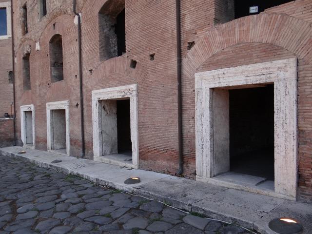 Via Biberatica, Trajan's Market Museum