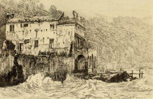 Villa Shelley, Gulf of the Poets