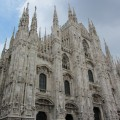 Milan, Duomo. Pic by Flickr User Andrew and Annemarie