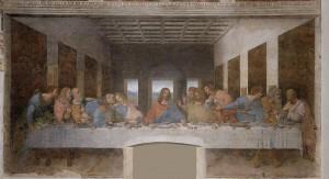 The Last Supper, Leonardo Da Vinci (Milan)