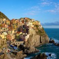 Cinque Terre National Park, pic by Flickr User Daniel Stockman (@evocateur)