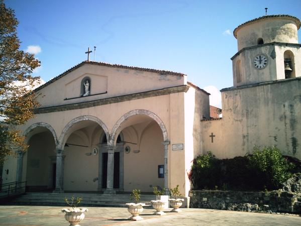 Basilica of San Biagio. Pic by Luca Luongo (Wikipedia.com)