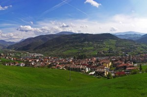 Varzi Panorama, Pic by Flickr User Serafino Centenaro