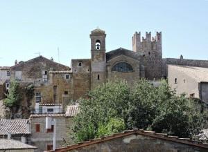calcata's view