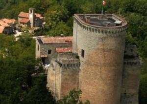 Oltrepò Pavese, Oramala Castle