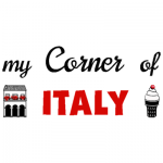 My corner of Italy Logo