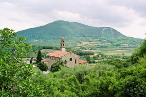 Arquà Petrarca, pic by Flickr User David Nicholls