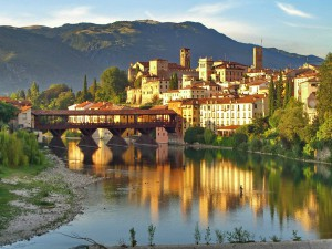 Bassano del Grappa's view