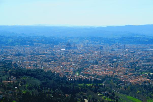 Florence's view