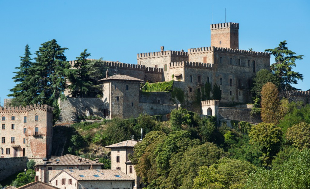 Tabiano Castle