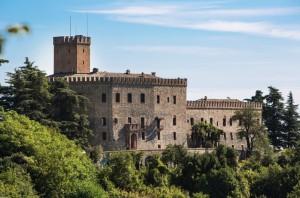 Tabiano fortress
