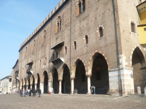 Mantua Ducal Palace, pic by Flickr User Annabelle Orozco