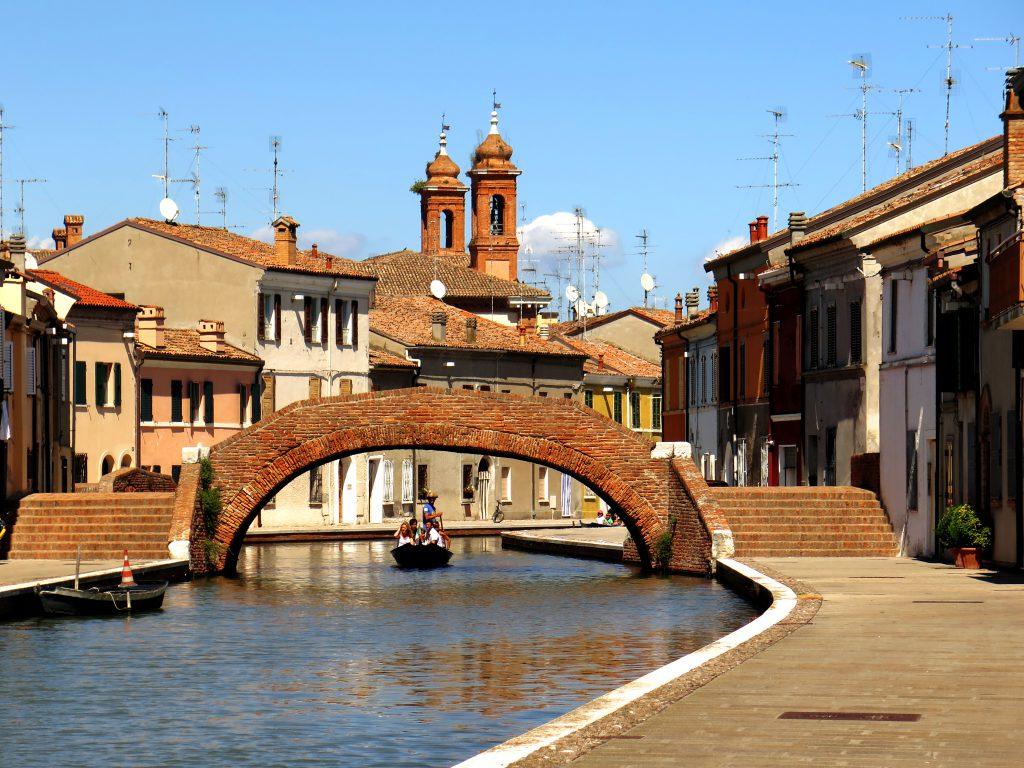 Comacchio by Flickr user Alata