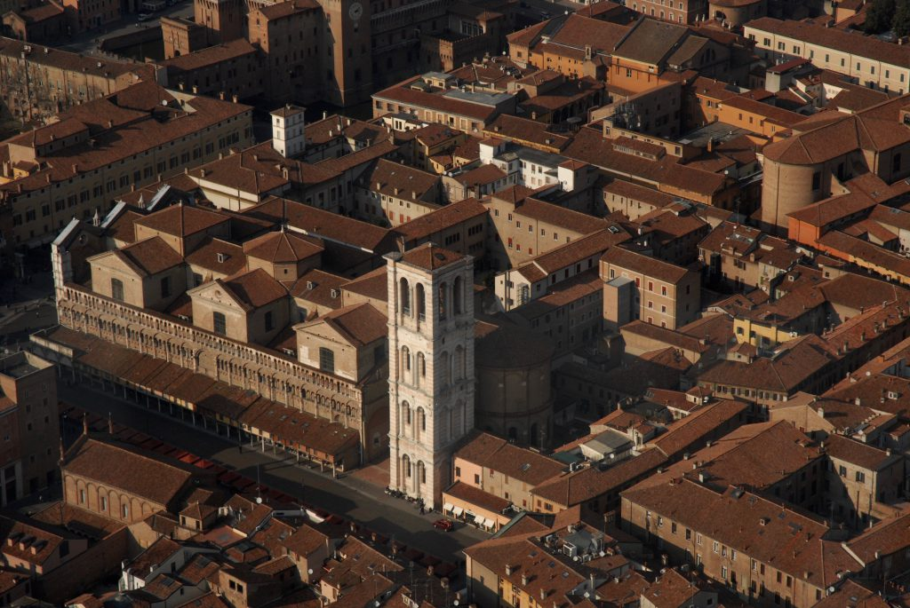 Ferrara by Flickr user Luigi Rosa