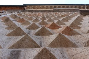 Wall detail by Flickr user Alessandro Grussu