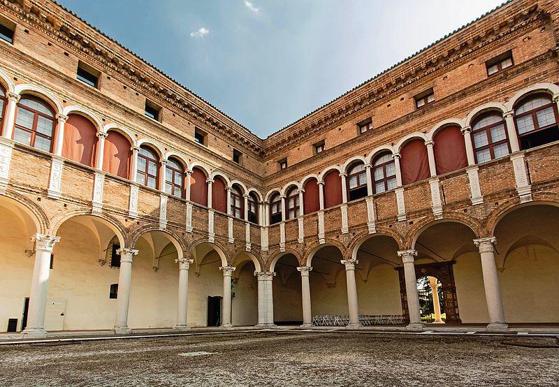 Palazzo Costabili by Remo.lanzoni