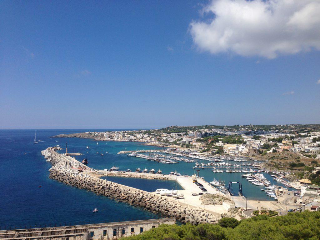 Leuca's port by Flickr user Luca Conti