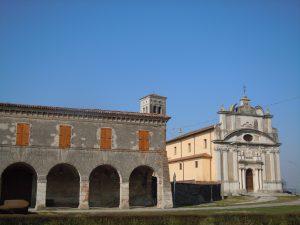 San Martino dall'Argine (Mantua). Pic by Wikimedia User Massimo Telò