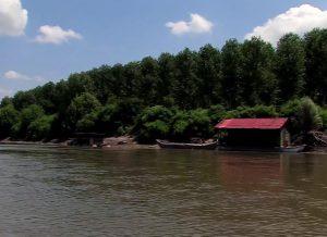 The river Oglio