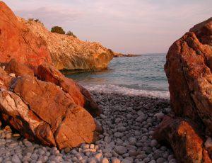 Balzi Rossi Beach