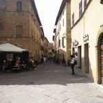 Pienza, pic by Julie Hill