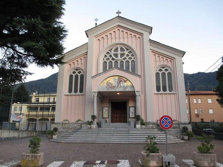 Colico - Church of Saint George the dragon slayer