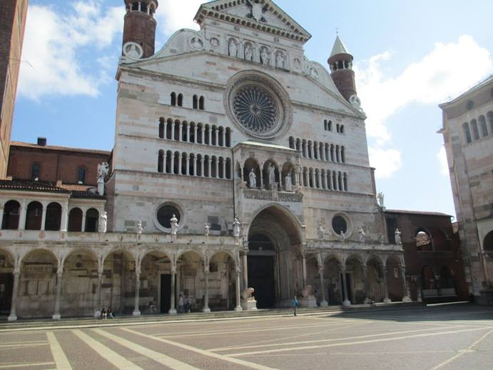 Cremona - Doumo - Church of the Assumption of the Blessed Virgin