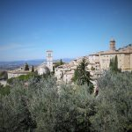 Day 3, view from Assisi