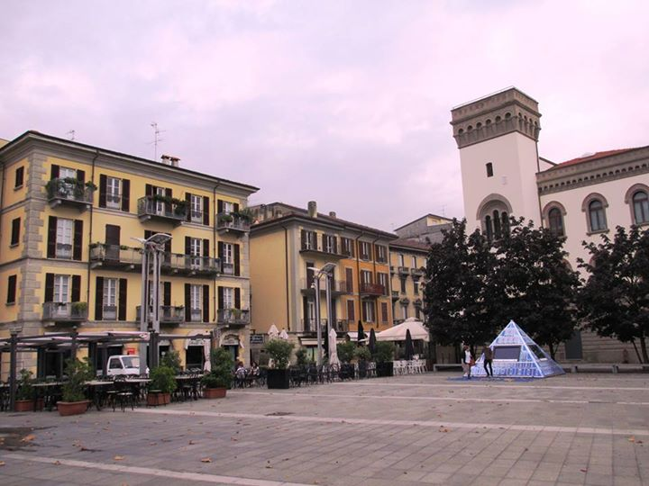 Lecco - historic town center