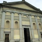 Lecco - the Duomo of Lecco - the Basilica Di San Nicolo