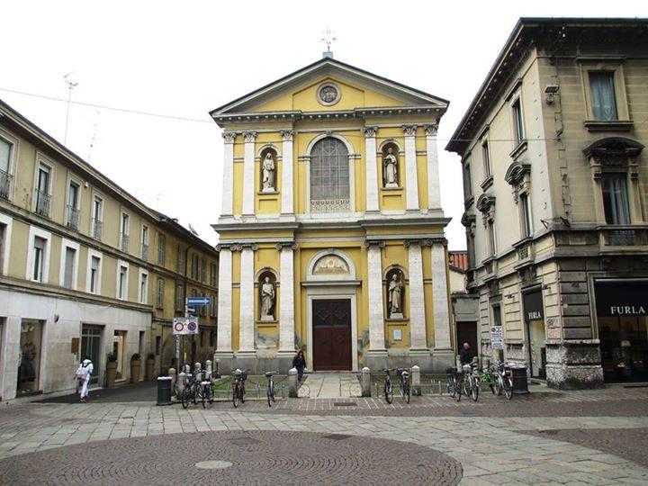 Monza - Church of Santa Maddalena