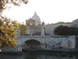rome-ponte-santangelo-view-of-the-basilica-of-saint-peter