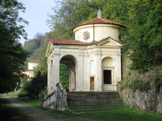 Sacro Monte, chapel 7