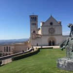 The Basilica of St Francesco d'Assisi