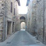 Porta Roma - old entrance to the city